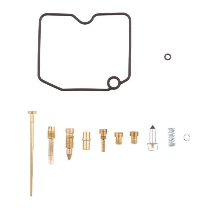 PIECE DETACHEE DE COMPRESSEUR Kit de réparation de réparation de carburateur 1 pièce