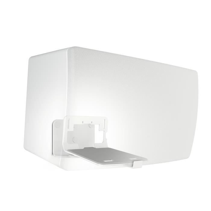 Vogel's SOUND 3205 - Support mural universel pour haut-parleur, taille L, blanc Vogel's SOUND 3205 - Support mural universel pour