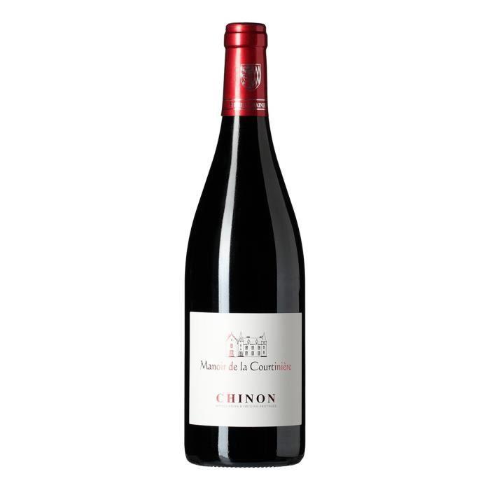 Manoir de la Courtinière 2018 Chinon - Vin rouge de Loire