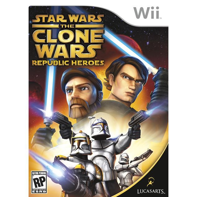 JEUX WII Star Wars: The Clone Wars - Republic Heroes [im…