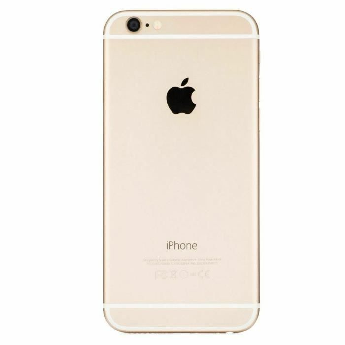 SMARTPHONE RECOND. Apple Iphone 6 16GB Reconditionné a Neuf  Or