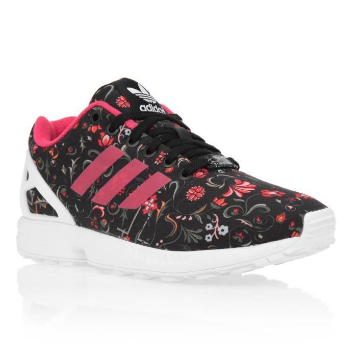 adidas femme chaussures / baskets zx flux w