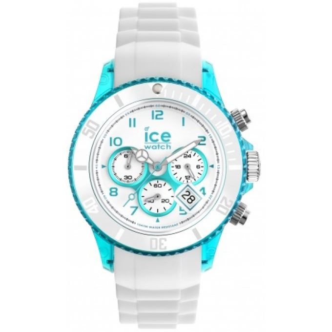 montre ice watch chrono par bleu blanc turquoise tendance achat vente montre cdiscount. Black Bedroom Furniture Sets. Home Design Ideas