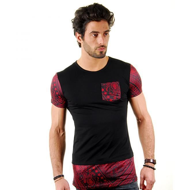 shirts bandana rouge pour les hommes heju blog deco diy lifestyle. Black Bedroom Furniture Sets. Home Design Ideas