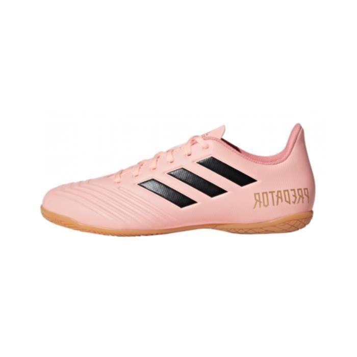 Chaussures de Futsal roses predator tango 18.4 IN adidas ...