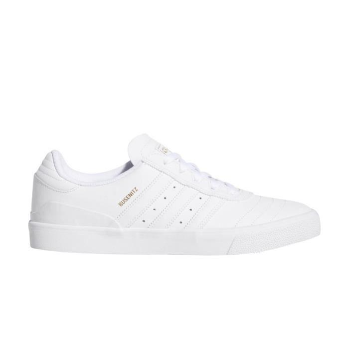 adidas busenitz vulc white