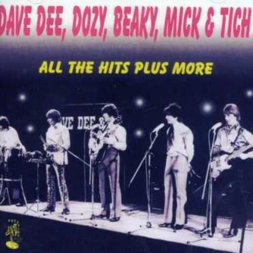 CD POP ROCK - INDÉ Dave Dee Dozy Beaky Mick & Tich - All the Hits Plu