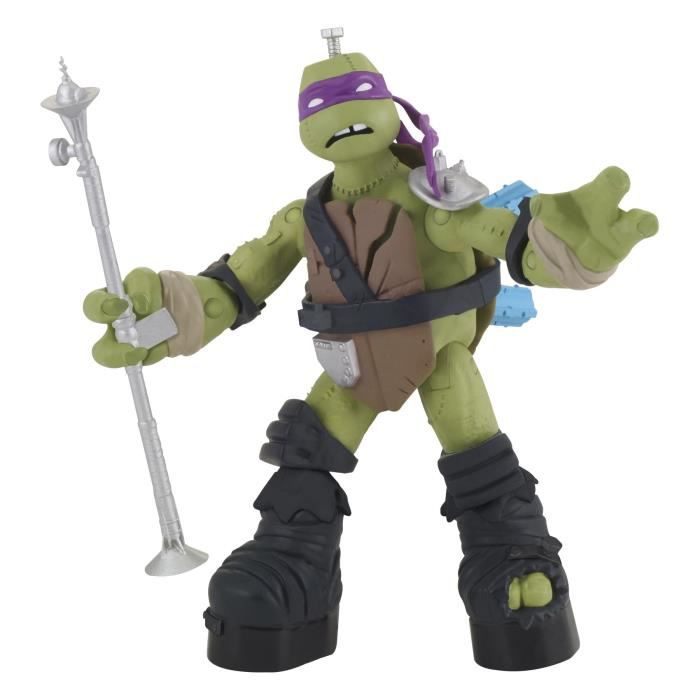 """FIGURINE - PERSONNAGE Teenage Mutant Ninja Turtles 5"""" Frankendon Basic A"""
