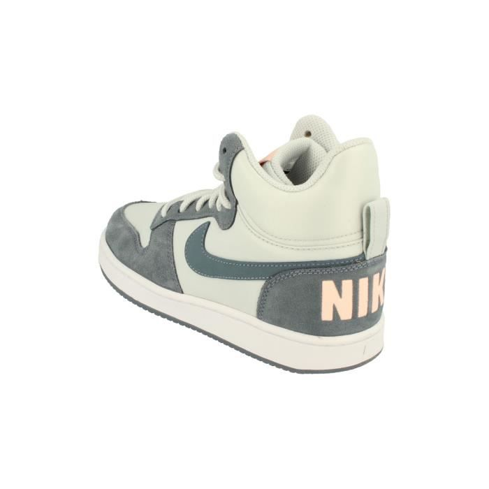 Nike Femme Court Borough Mid Prem Trainers 844907 Sneakers Chaussures 005 34YcD67jO