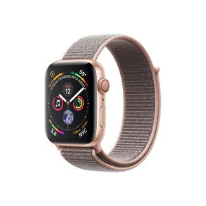 MONTRE CONNECTÉE Apple Watch Series 4 (GPS + Cellular) 40 mm or-alu