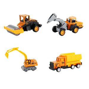 CAMION ENFANT 1:64 Camions miniatures Modèle d'ingénierie en all