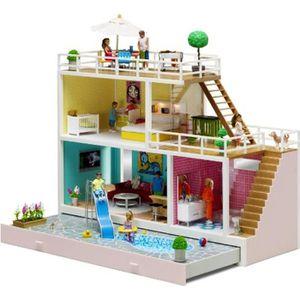 POUPÉE L609032 Poupée Maison Stockholm 13553