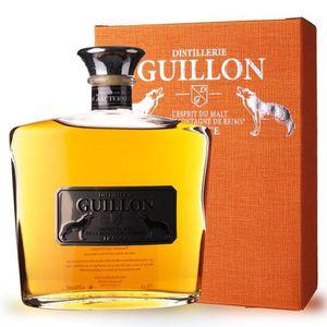 WHISKY BOURBON SCOTCH Guillon finition Sauternes 70cl - Etui - Whisky Si