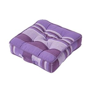coussin de sol violet achat vente coussin de sol. Black Bedroom Furniture Sets. Home Design Ideas