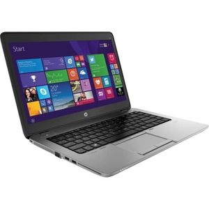 ORDINATEUR PORTABLE HP EliteBook 840 G2 - i5 - 4Go - 240Go SSD - Linux