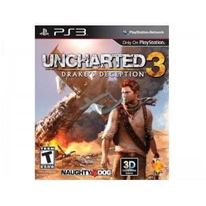 JEU PS3 Uncharted 3: Drake's Deception PS3 US Version […