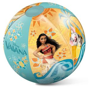JEUX DE PISCINE VAIANA Ballon Beach Ball gonflable - Disney