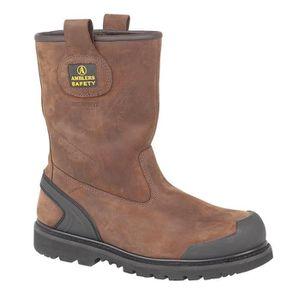 top fashion look good shoes sale low cost Amblers Safety FS223C - Bottes de sécurité de manutentionnaire - Homme