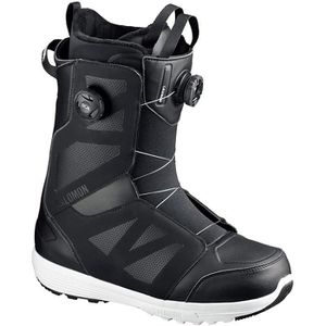 CHAUSSURES SNOWBOARD Salomon LAUNCH BOA SJ Boot 2020 black, 44.5