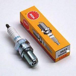DR9EA pour Kawasaki EN 500 C 2002 Jeu de 4 bougies NGK ref
