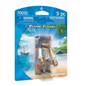 FIGURINE - PERSONNAGE PLAYMOBIL 70032 - Pirates - Pirate avec boussole