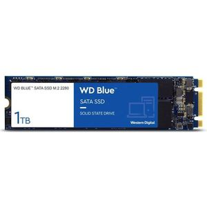 DISQUE DUR SSD WD Blue™ - Disque SSD Interne - 3D Nand - 1To - M.
