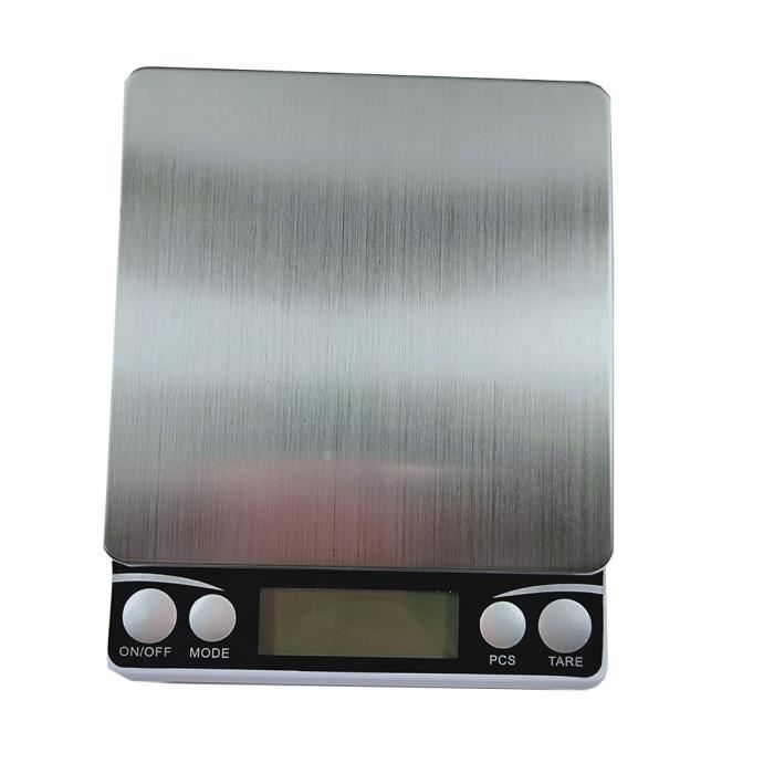 High Precision Mini Stainless Steel Jewelry Scale 0.1g Electronic Scale Paontry25