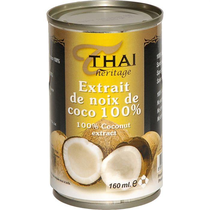THAI HERITAGE Extrait de noix de coco 160g (x1)