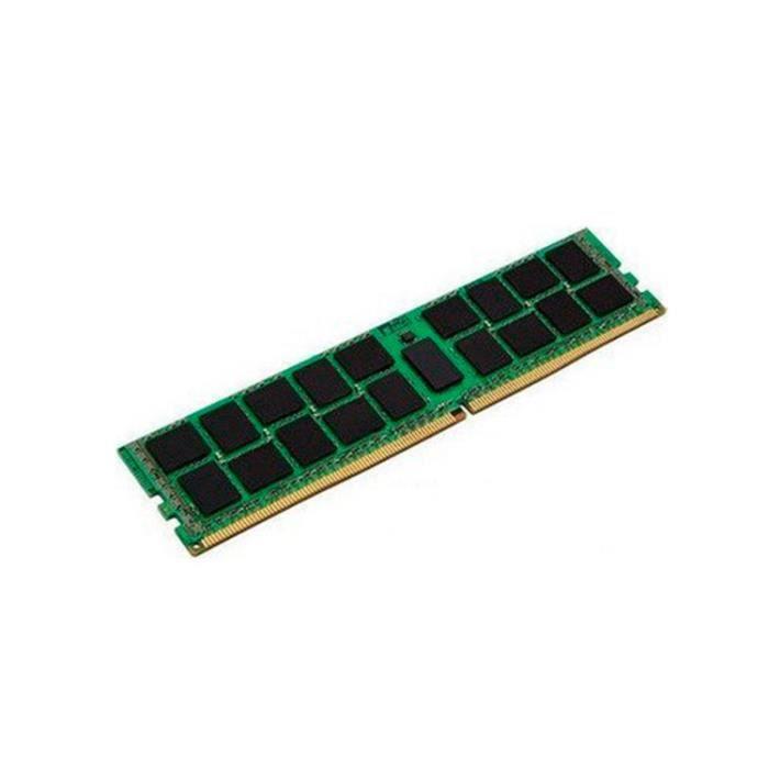 FUJITSU Mémoire PC DDR4 - 4 Go - DIMM 288 broches - 2133 MHz / PC4-17000 - 1.2 V - Mémoire sans tampon - ECC