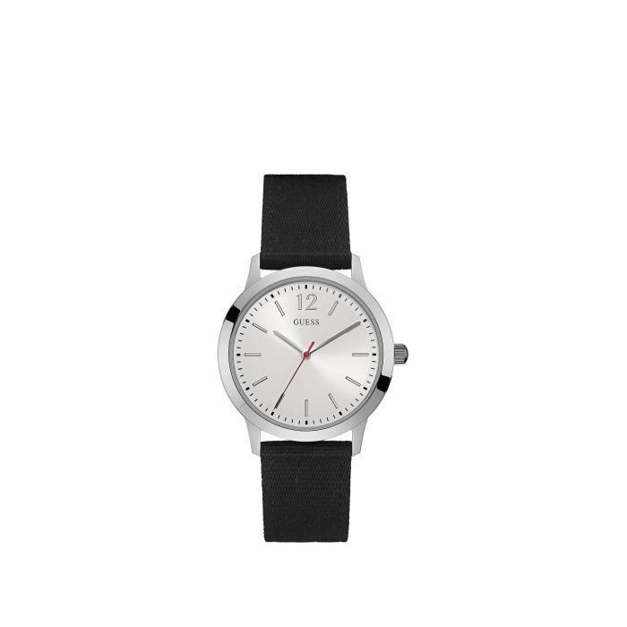 Guess Watches Montre noir Homme W0976G1