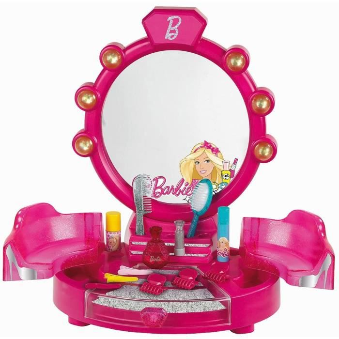 BARBIE Studio beaute de table