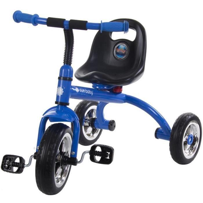 Tricycle Enfant Bleu