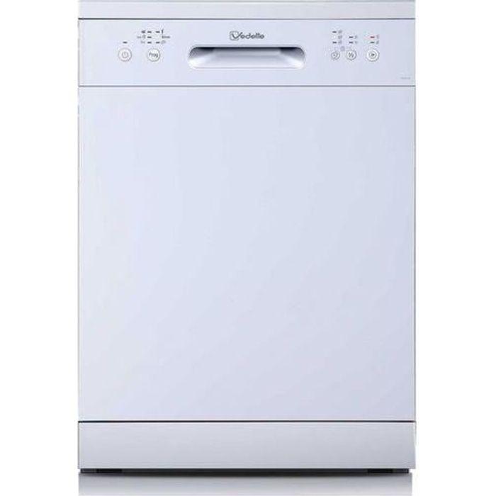 Lave-Vaisselle 60cm VEDETTE VFH291W