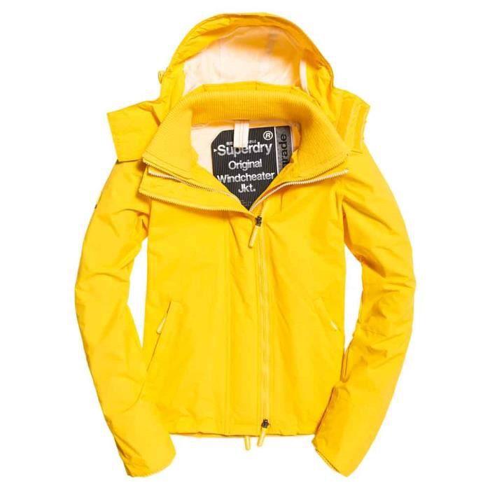 Vêtements femme Blousons Superdry Tech Hooded Pop Zip