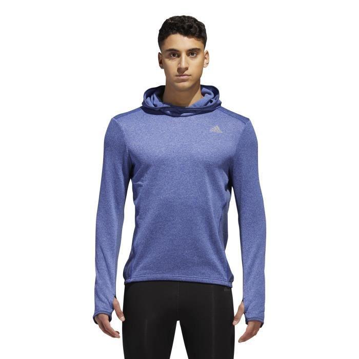 Sweatshirt à capuche adidas Response Astro Prix pas cher
