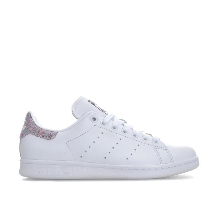 Baskets adidas Originals Stan Smith Glitter pour femme en ...