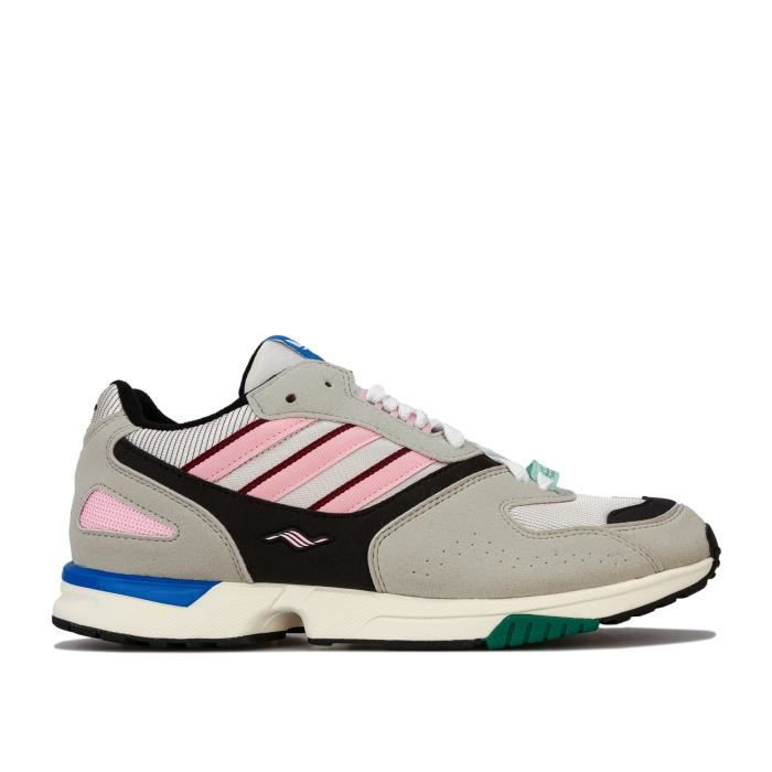 basket adidas homme zx grise