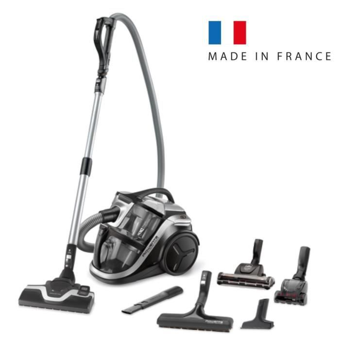 Photo de rowenta-aspirateur-sans-sac-ro8366ea-silence-force