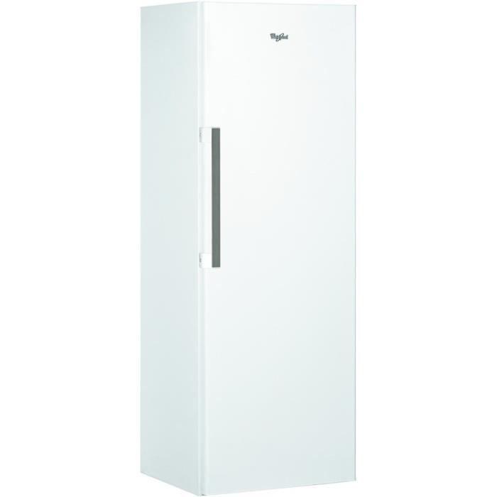 Whirlpool Sw8am2qw Refrigerateur Armoire 363l Froid Brasse A L 59 5 Cm X H 187 5 Cm Blanc Achat Vente Refrigerateur Classique Whirlpool Sw8am2qw Refrigerateur Armoire