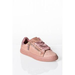 Basket ROSE lacets ruban110C-C928-6_3/18_ROSE jRqjT