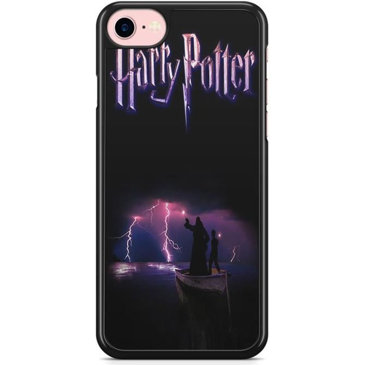 coque iphone 7 et 8 harry potter film etui housse
