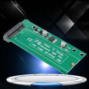 TOM Carte Riser SSD SSD vers SATA 3 pour Solid State D