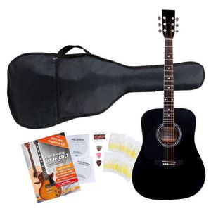 GUITARE Classic Cantabile guitare acoustique folk gaucher