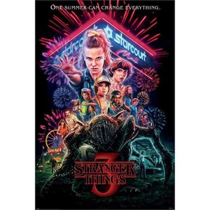 AFFICHE - POSTER Stranger Things Maxi Poster, 61 x 91.5cm