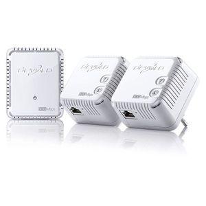 COURANT PORTEUR - CPL Devolo 9091 dLAN 500 WiFi, Prise Réseau CPL WiFi,