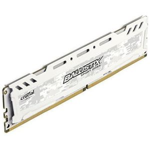 MÉMOIRE RAM BALLISTIX SPORT LT Blanc Mémoire PC KIT - DDR4 - 8