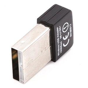 CLÉ USB Clé WiFi N 150 Mbps, Nano Adaptateur USB WiFi Comp