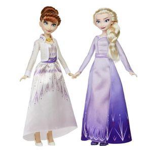 POUPÉE Coffret Duo de poupée LA Reines des NEIGES 2 Elsa