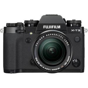 PACK APPAREIL HYBRIDE Fujifilm X-T3 Appareil photo numérique + objectif