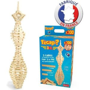 ASSEMBLAGE CONSTRUCTION JEUJURA - 8323 - Jeu de Construction - TECAP? 3XL